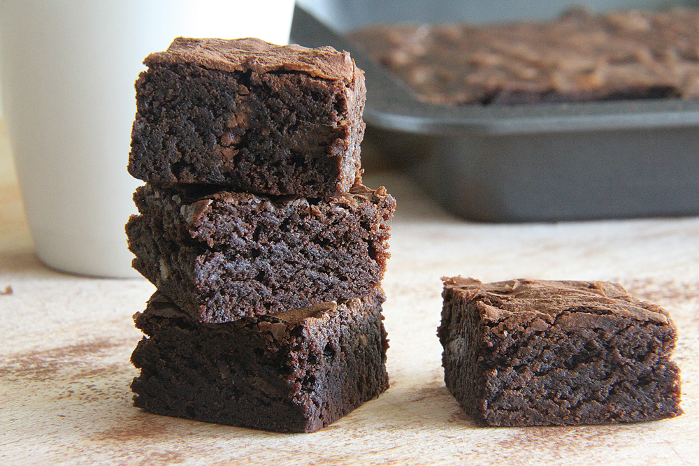 """Choculence"" Gluten Free Brownie"